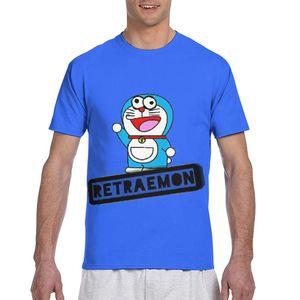 Doraemon printer plus size t shirt funny women/men casual t shirt costume boys/girls t shirt