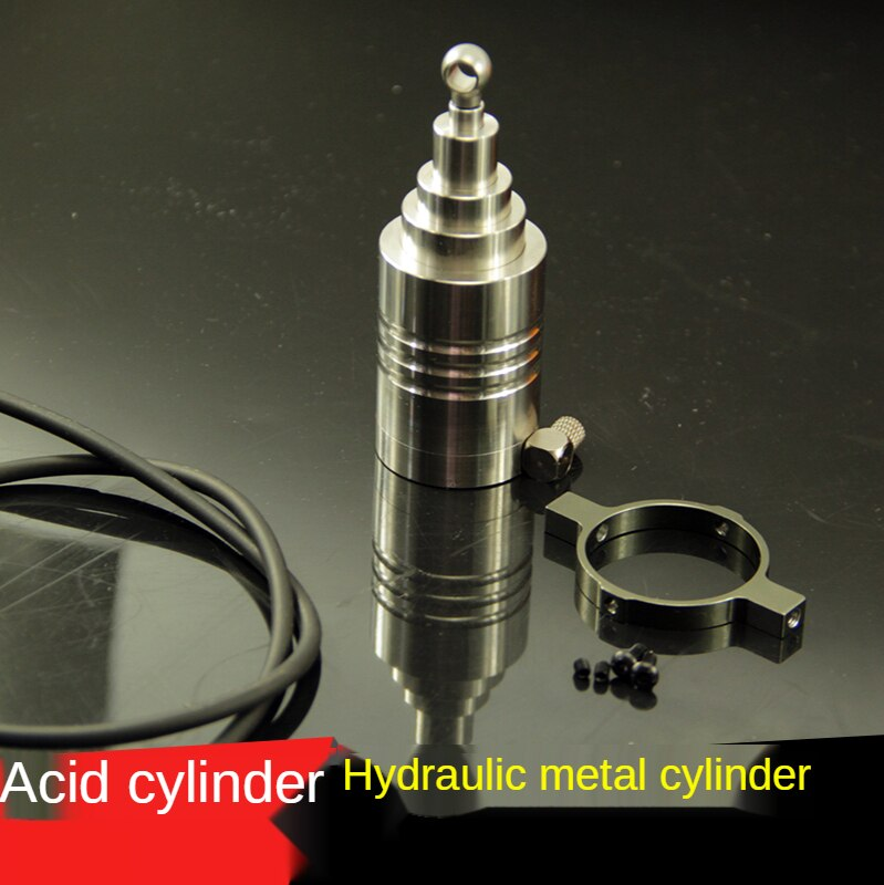 Lifting rod of metal hydraulic cylinder 55mm-155mm For 1/14 Tamiya RC Truck car Scania R470 Actros MAN TGX Arocs 3363 VOLVO FH12 enlarge