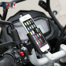 Аксессуары для мотоциклов Руль мобильный телефон держатель GPS навигации Подставка Кронштейн для HONDA TRANSALP 600 650 700 XLV 600 650 700