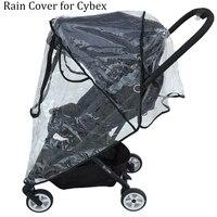 Cybex Eezy Twist Raincoat Baby Stroller Accessories Rain Cover Waterproof Cover for Cybex Eezy S Cybex Priam Balios Lux