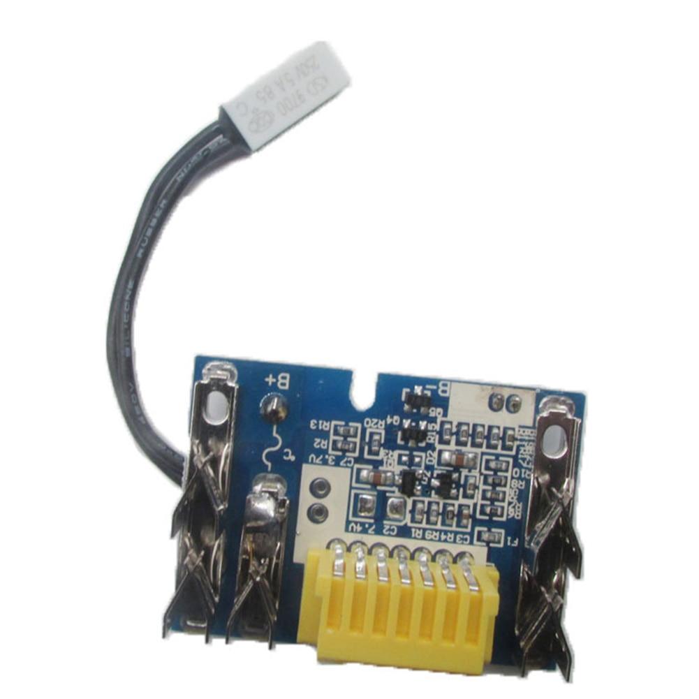 Módulo de Chip de batería de repuesto de 18V para aspiradora, protección de carga, placa electrónica PCB profesional para BL1830405060