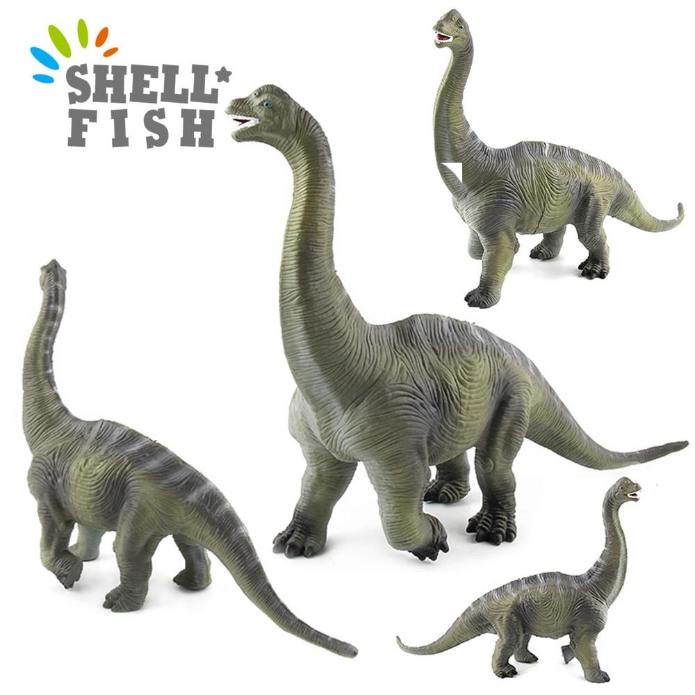 jurassic dinosaur model simulation brachiosaurus pvc plastic toy model educational toy hand painted toys for children gift Jurassic Dinosaur Model Simulation Brachiosaurus PVC Plastic Toy Model Educational Toy Hand Painted Toys for Children Gift
