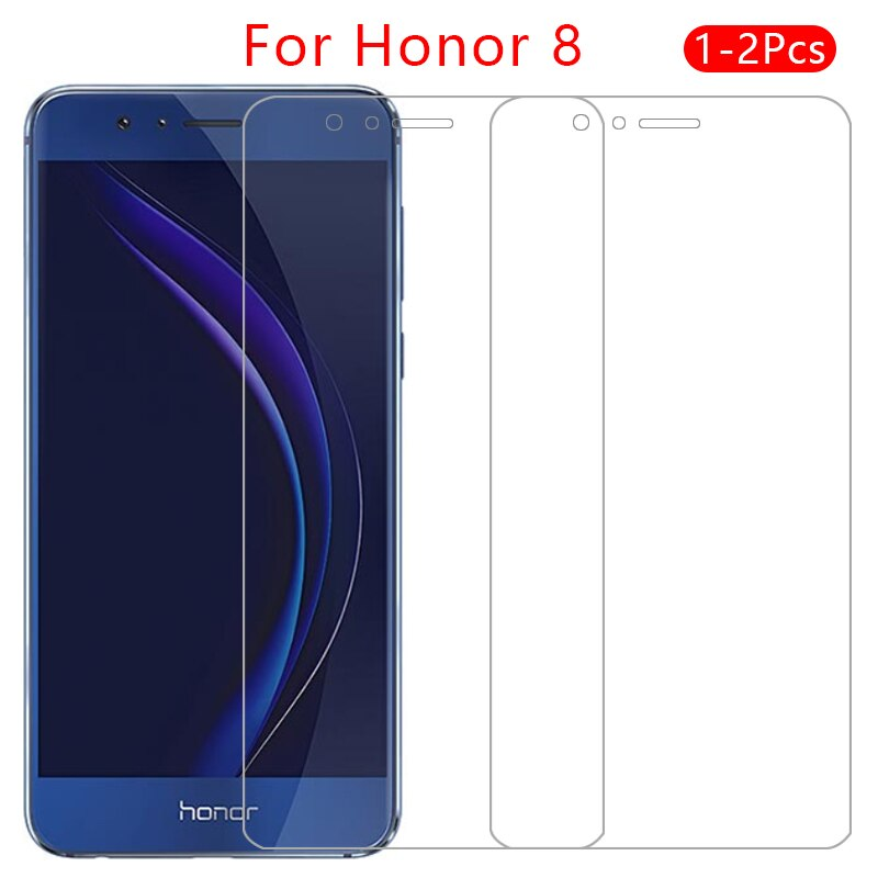 protective glass on honor 8 screen protector tempered glas for huawei honer 8 honor8 5.2 film access