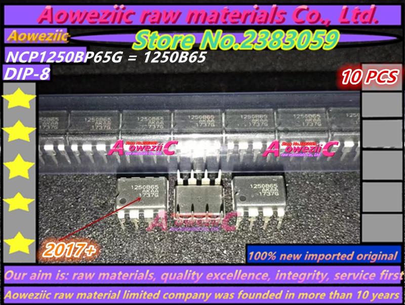 100% nuevo original importado NCP1250BP65G 1250B65 LF351N TOP210PFI UCC27324P FSGM300N STR-A6069H A6069H DIP-8