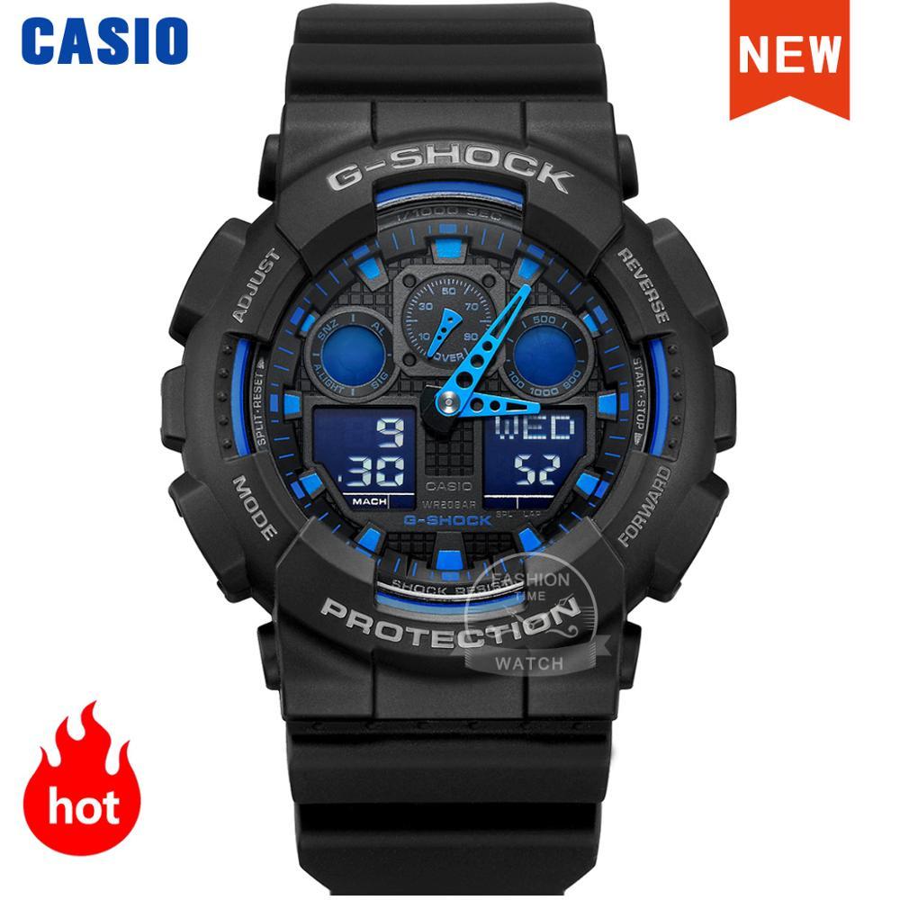 Casio watch men g shock top luxury set military Chronograph LED digital watch sport Waterproof quartz menwatch