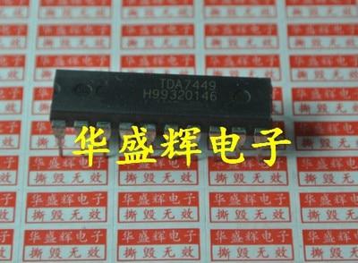 2 pçs/lote TDA7449L DIP20 TDA7449 DIP-20