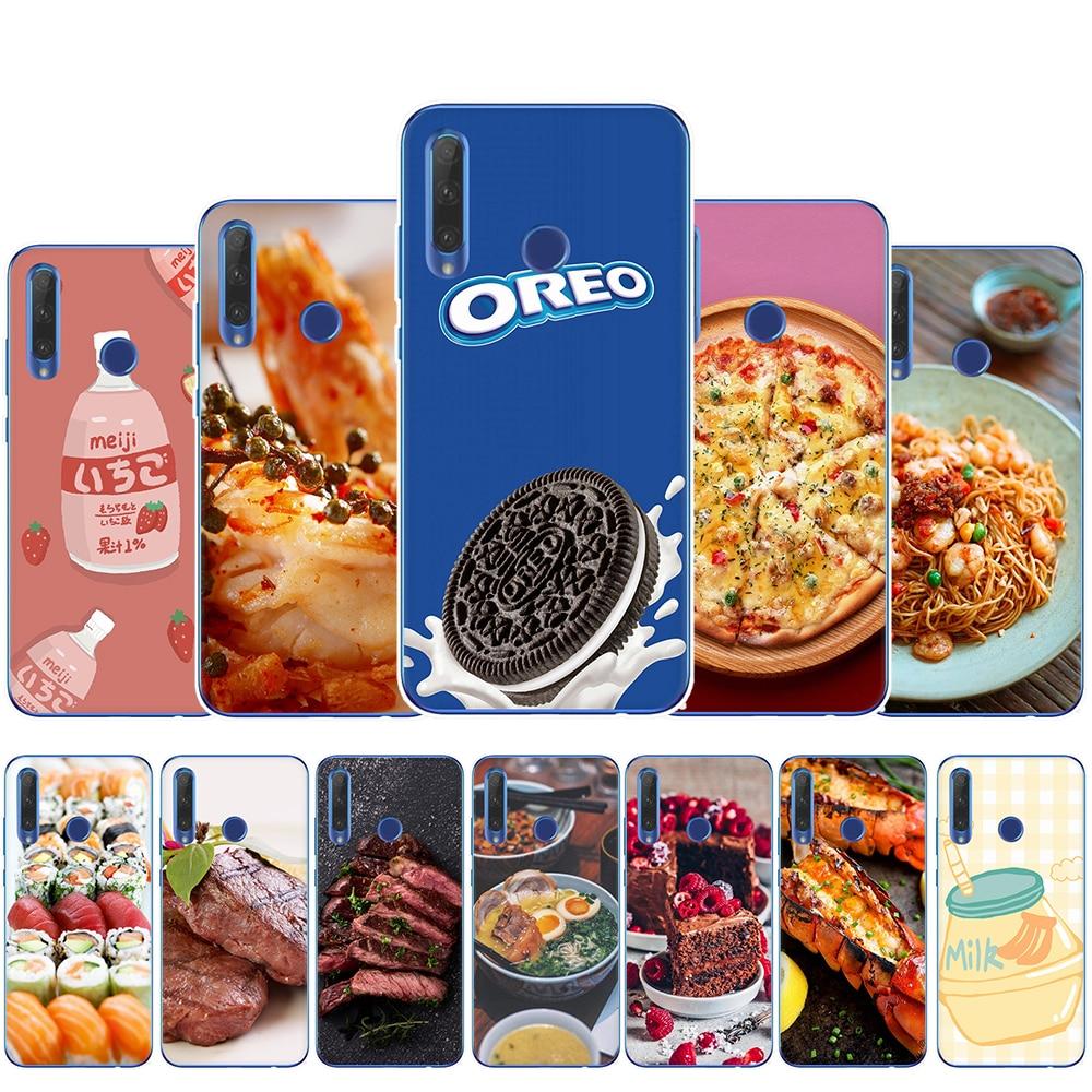 New Trolly egg KINDER JOY Surprise Hard Plastic Case for Huawei Honor 6A 6C 7X 8C 8X 8A 8 9 10 Lite 20S View 20 9X Pro Play