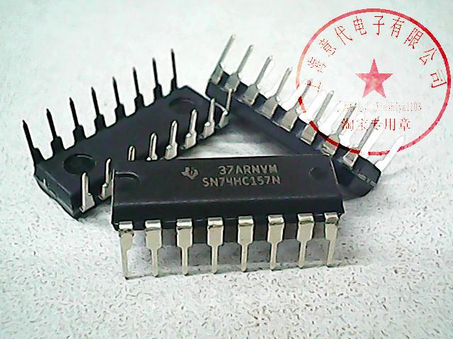5 uds SN74HC157N 74HC157