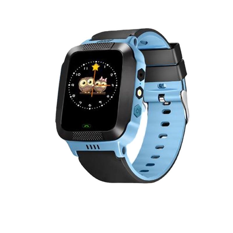 Новый ProductsChildren смарт-телефон позиционирования часы мобильный телефон 1,44 сенсорный экран + позиционирования + фото фонарик Смарт-часы