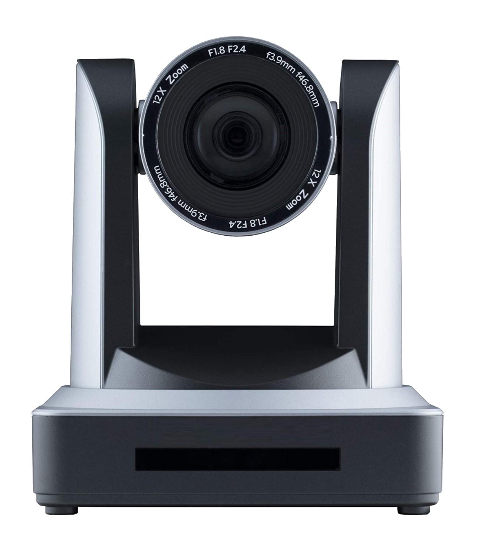 NDI HX PTZ مؤتمر فيديو كاميرا ذات محورين مع منافذ 3G-SDI HDMI RS323 RS485 دعم التعليم الذكي عن بعد الكنيسة الحية