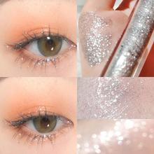 Peinifen ciel étoilé diamant Mascara séchage rapide Film cassé paillettes maquillage des yeux soyeux sans décoloration durable cils outil TSLM1