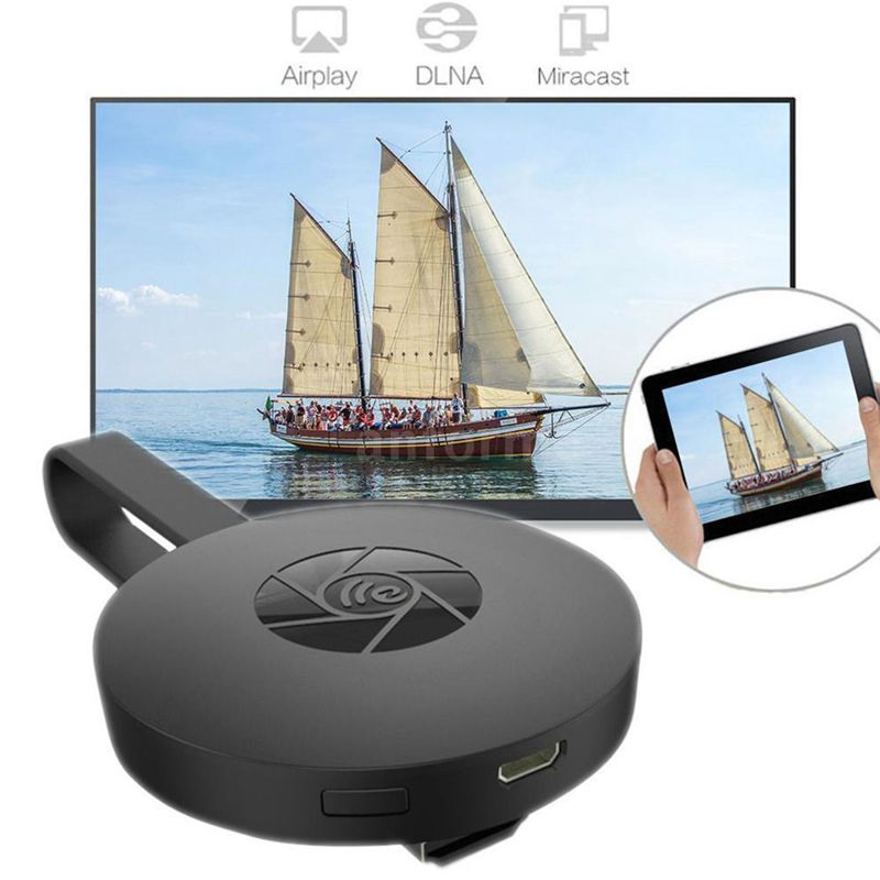 1080P Wireless WiFi Display TV Dongle Receiver TV Stick Airplay Media Streamer Adapte enlarge