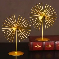 iron crafts small decorations home living room decorations desktop decorations