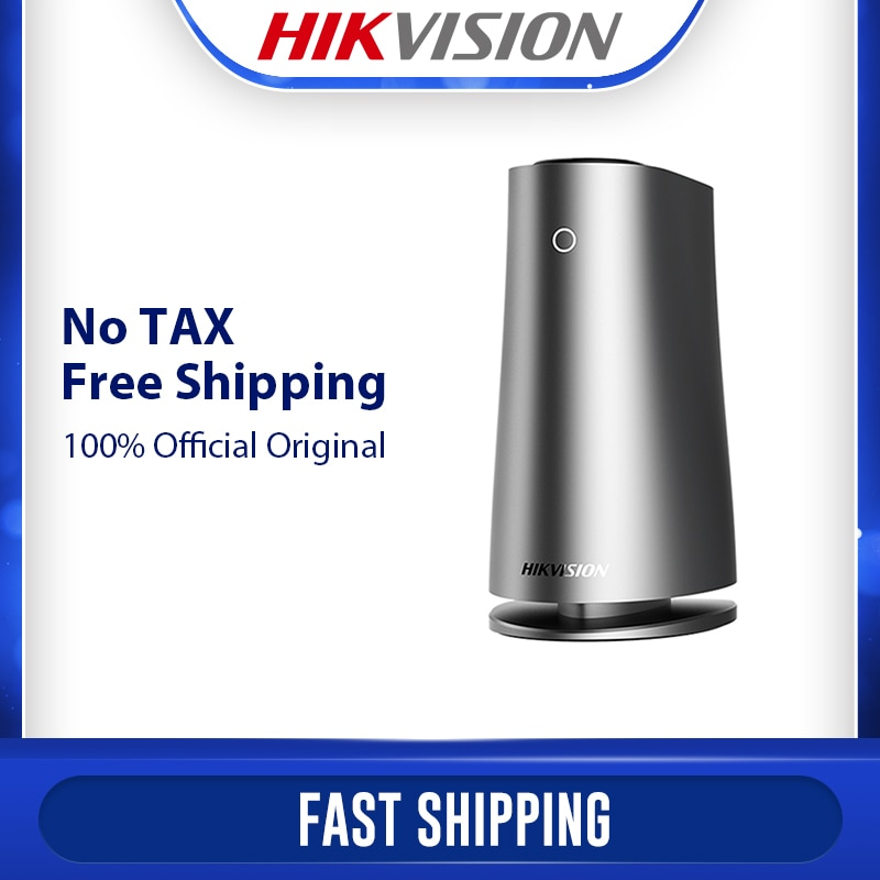 Hikvision NAS Private Cloud Sharing Server for Home/Office WiFi Network Attached Storage support HDDs/SSDs 2.5 inch H100 H200