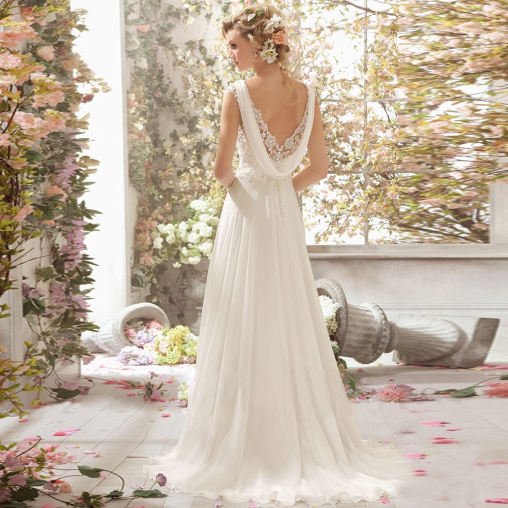 2021 luxury design high-end luxury French one shoulder lace tuxedo sexy backless temperament slim sling main wedding dress