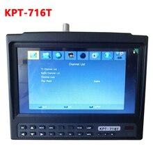 Bluetooth приемник, спутниковый ресивер, Full HD, 7 дюймов, IPS