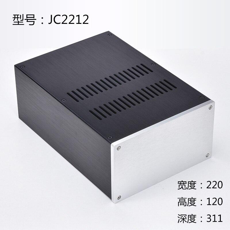 BRZHIFI JC2212 Алюминиевый Чехол для DIY
