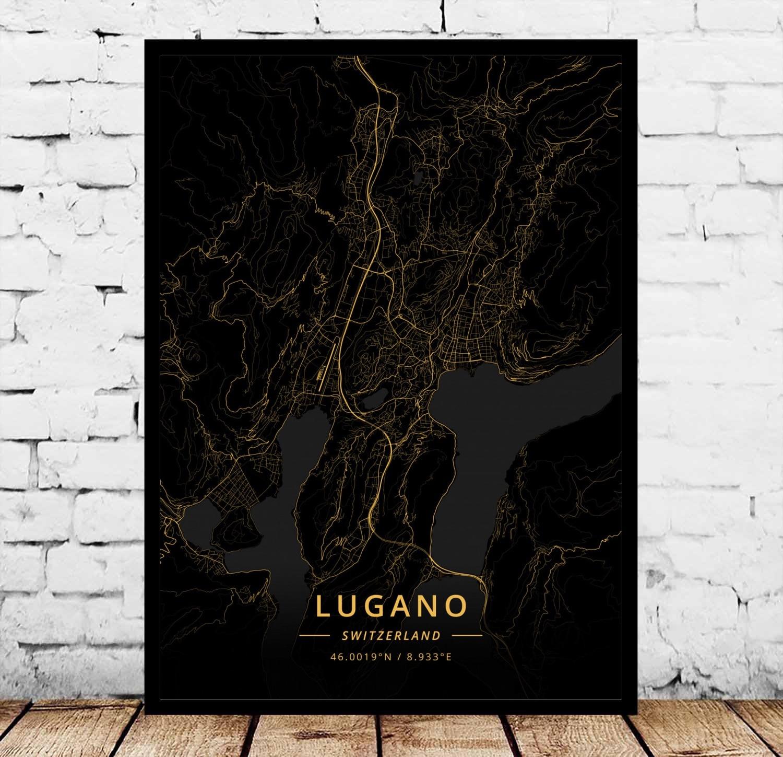 Basilea, Berna, Ginebra, Lausana Lugano St. Gallen, Zurich, Suiza cartel
