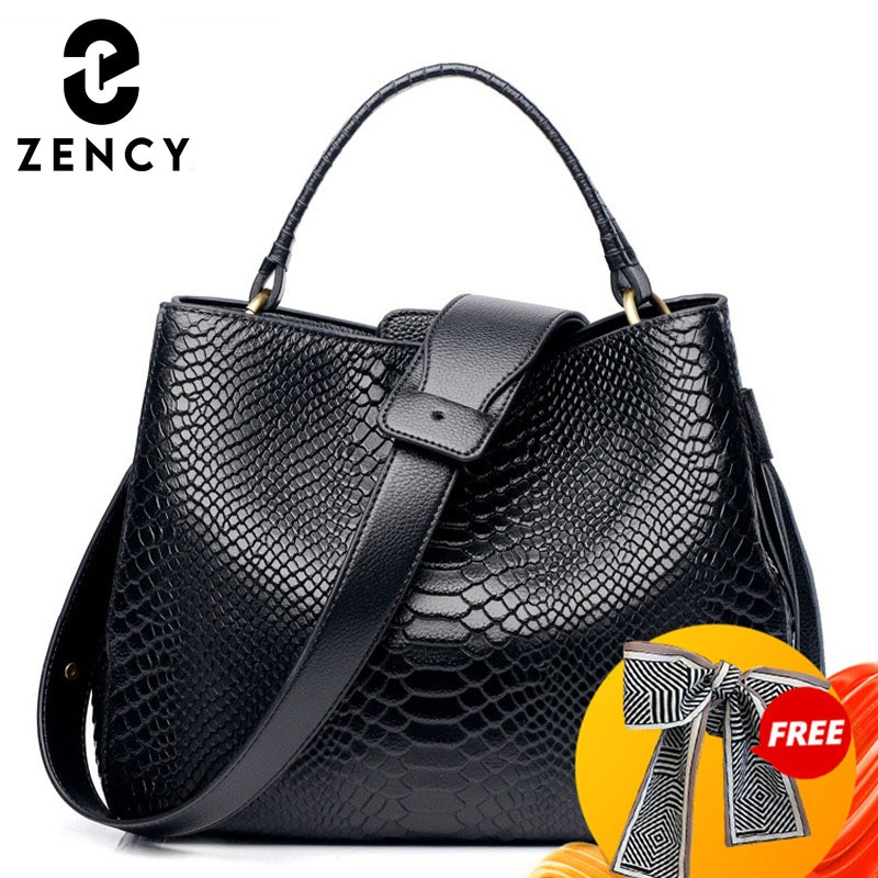 زنسي الفاخرة النساء حقائب يد جلدية حقيقية 2021 موضة عالية الجودة حقيبة كتف الإناث تصميم جديد سيدة الأعلى حقائب بيد