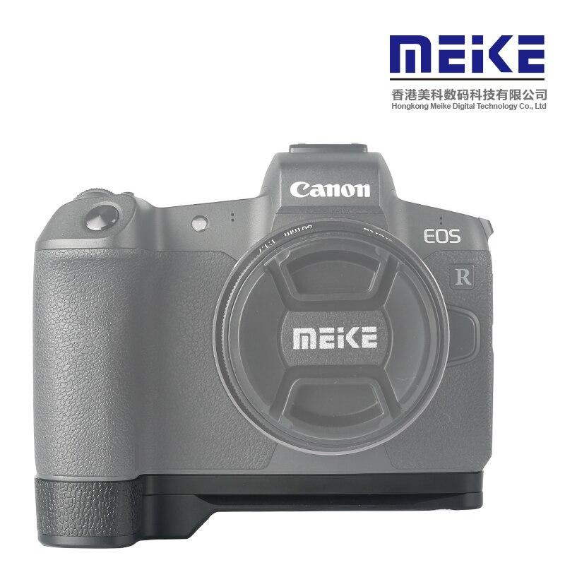 Mcoplus MCO-EOSRG الألومنيوم معدن اليد قبضة قوس حامل لكانون EOS R Mirrorless كاميرا رقمية-الأسود كاميرات اكسسوارات