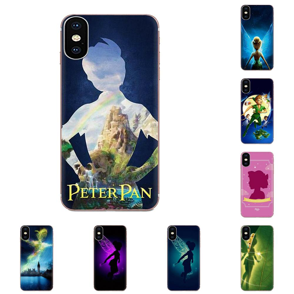 Peter Pan Wendy Tinkerbell para HTC deseo 530, 626, 628, 630, 816, 820, 830 A9 M7 M8 M9 M10 E9 U11 U12 la vida además de