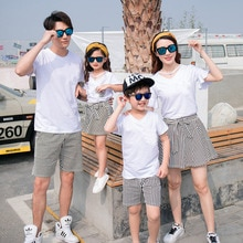 2021 New Summer Cool and Fashionable Casual Parent-child Set