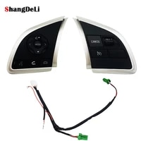 for mitsubishi asx 2017 2018 outlander 3 2019 cruise control switch steering wheel button audio volume switch