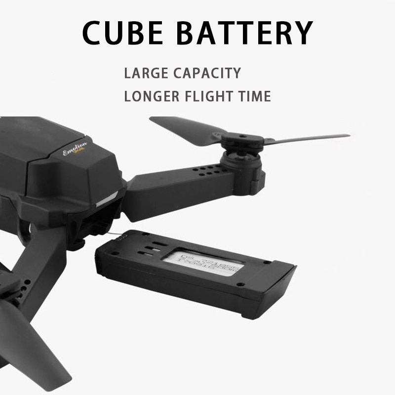 Stars S010 WIFI FPV With Wide Angle HD 4K Camera Hight Hold Mode Foldable Arm RC Quadcopter Drone X Pro RTF Dron Premium Toys enlarge