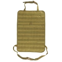 tactical molle car seat organizer seat back car seat cover protector fits for all cars durable nylon material