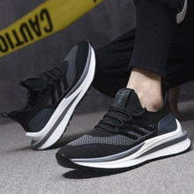 Mens Casual Shoes High-quality Lightweight flats casual sports shoes mesh shoes fashion tide shoes m