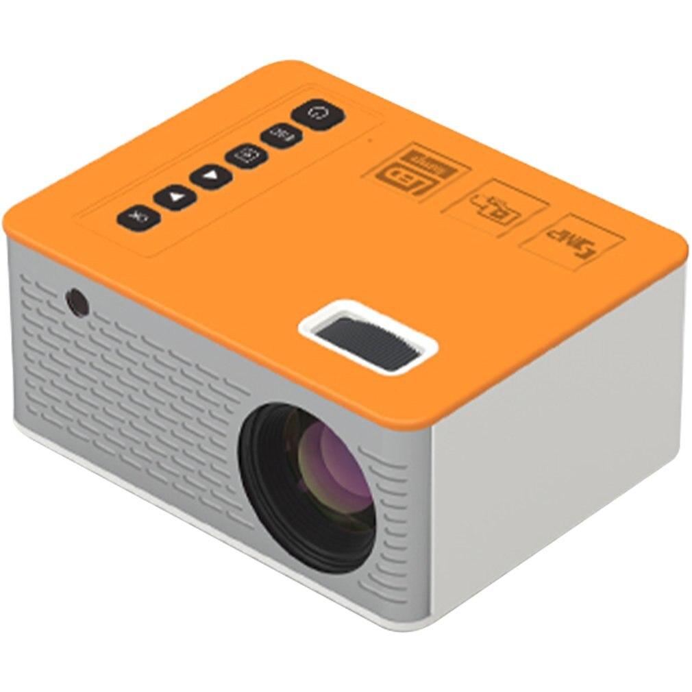 عالية الدقة العين حماية Uc28D المنزل الأطفال جهاز عرض (بروجكتور) ليد البسيطة المحمولة المنزل جهاز عرض للهاتف المحمول