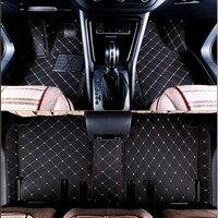 Top quality mats! Custom special car floor mats for Porsche Cayenne E3 2020-2018 waterproof durable car carpets for Cayenne 2019