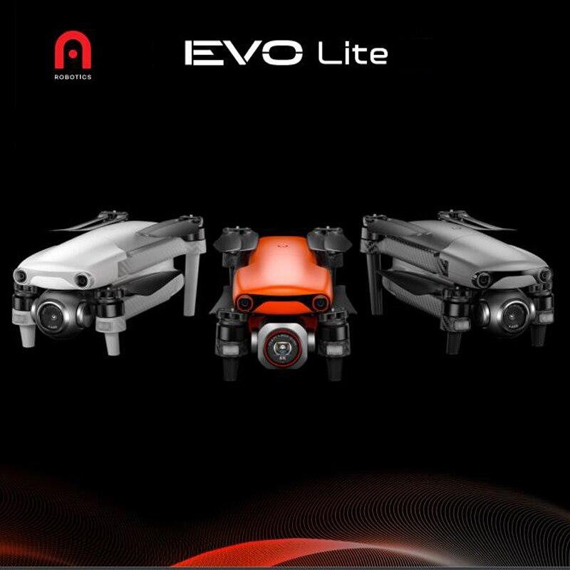 قبل البيع الأصلي أوتل الروبوتات EVO لايت/لايت زائد الطائرة بدون طيار 3-محور Gimbal HD كاميرا 12 كجم 40 دقيقة الطيران أجهزة الاستقبال عن بعد صغيرة