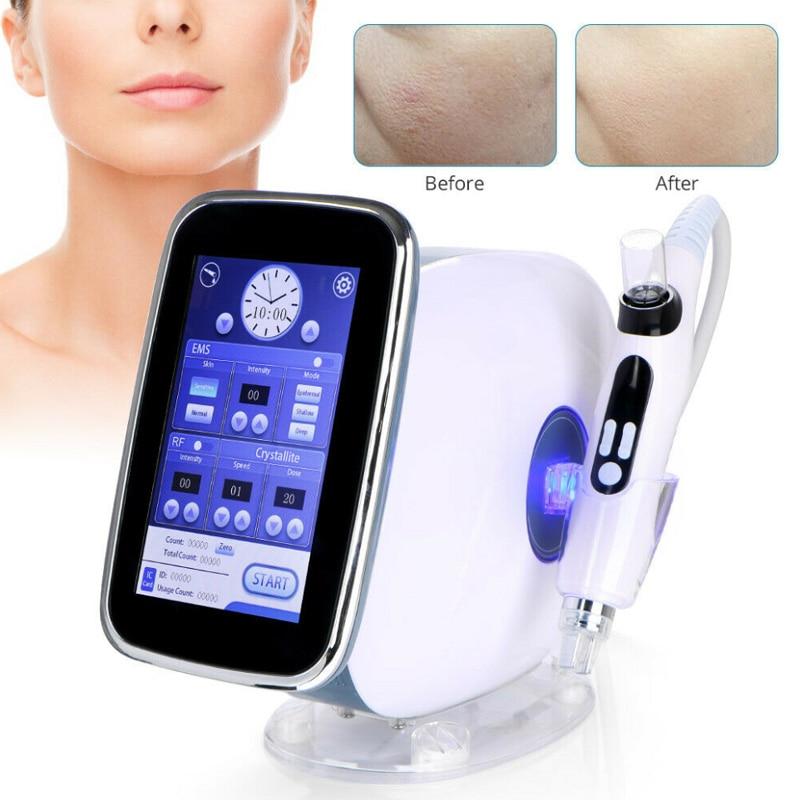 إبرة مجانية EMS ماكينة ميزوثيرابي حقن المياه إزالة التجاعيد مكافحة الشيخوخة ميسو جهاز تجديد الجلد أدوات العناية بالوجه