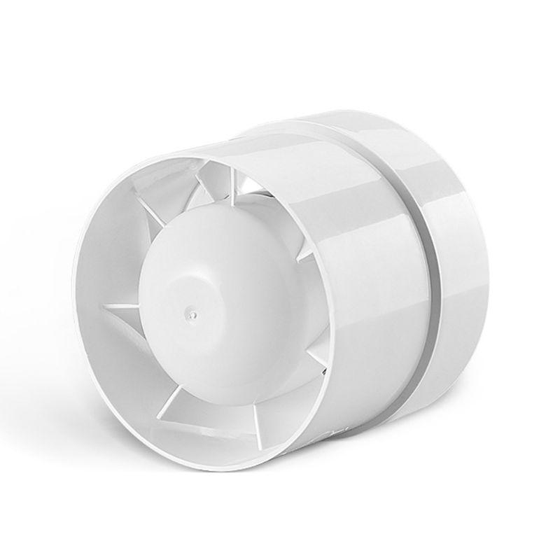 Extractor de pared silencioso de 4 pulgadas Extractor de ventilación ventilador de aire ventana ventilador 37MD