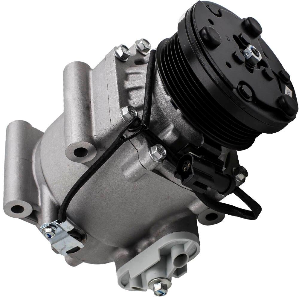 Compresor de aire acondicionado para aire acondicionado A/C para Ford Tourneo Transit, conexión para Mazda Demio 1466508,1123560 1113006