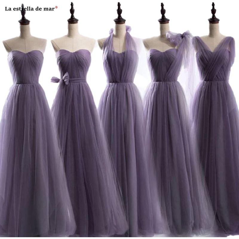 Vestidos de fiesta boda nuevo tul sin espalda una línea vestido de...