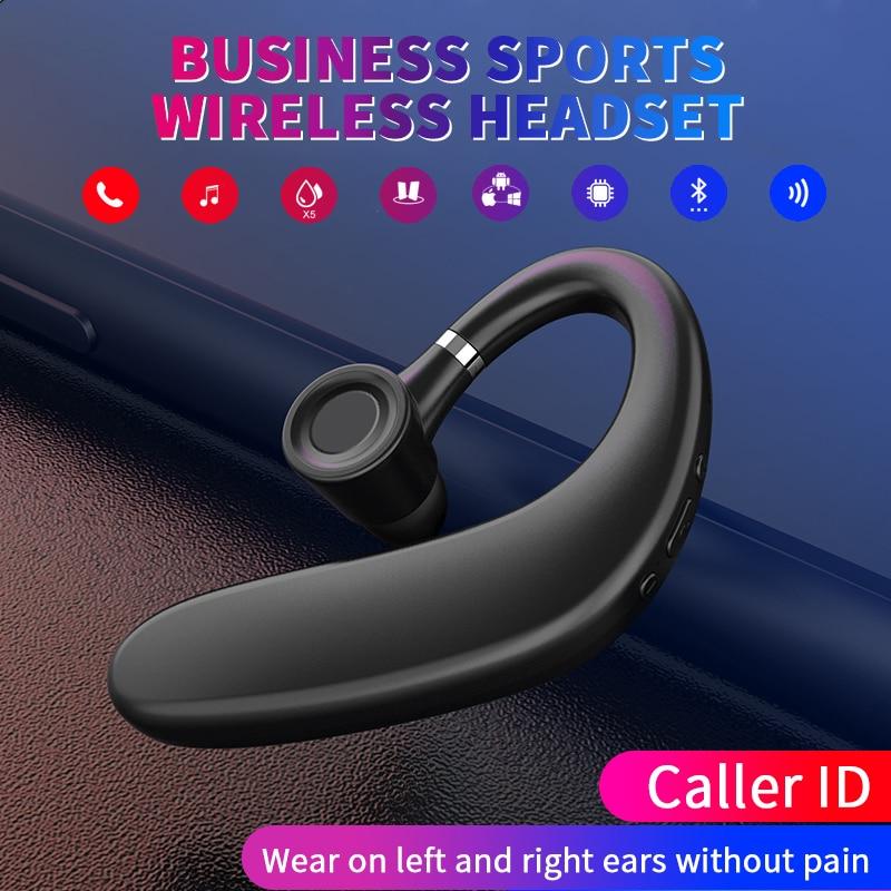 2021 Touch 5,0 Bluetooth-гарнитура; Наушники; Handsfree HIFI; Беспроводные наушники; Водон