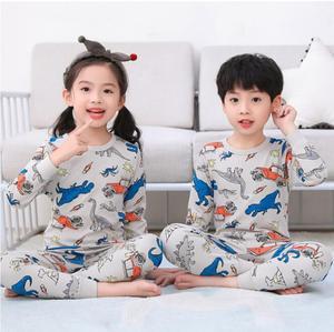 Children's Pajamas Set Autumn New Pajamas Kids Pajamas Baby Girls Clothes Winter Infantil Kids Sleepwear Boys Clothes Set