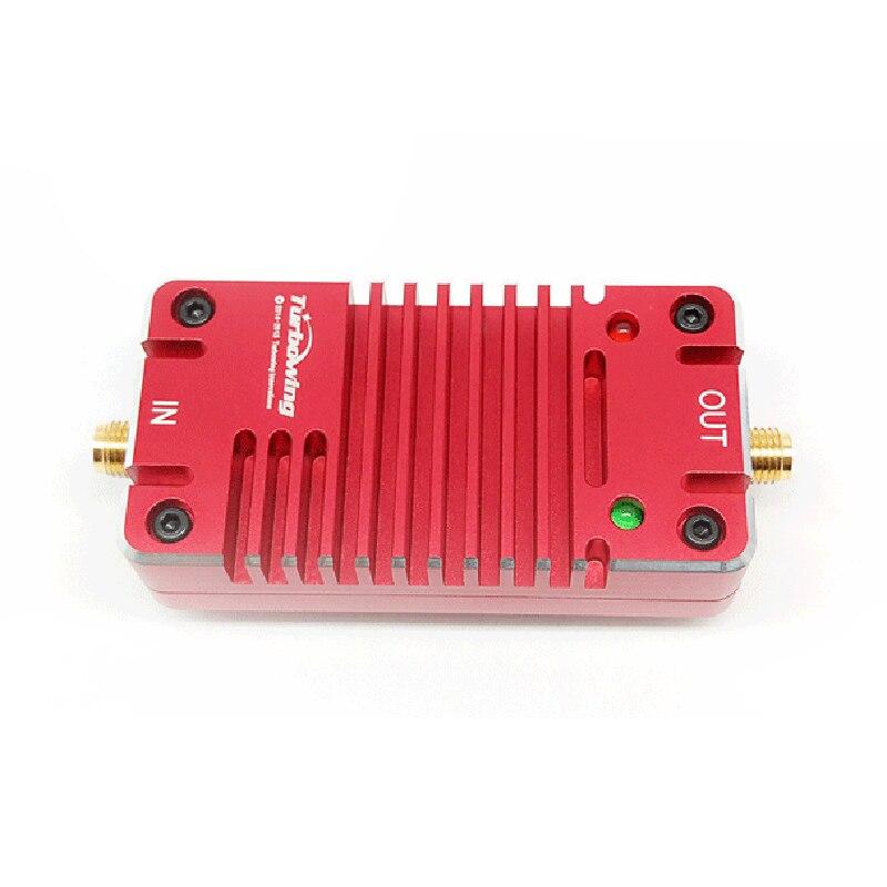 1 peças sobresselentes do impulsionador 6-16 v do sinal do amplificador de potência da escala prolongada do controlador remoto dos pces 2.4g para o zangão dos aviões de rc