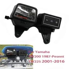Для Yamaha TW200 2001 2015 / TW225 2002 2007 Мотоцикл Спидометра скорость измерительные приборы Тахометр одометр чехол измеритель скорости