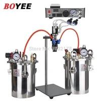 double liquid dispensing valve dispensing machine quantitative dispensing complete set of dispensing equipment ab glue dispenser