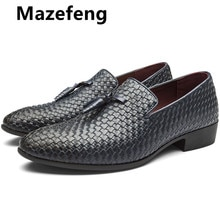 Patent Leather Men Casual Shoes Luxury Brand 2020 Mens Loafers Moccasins Breathable Slip on Black Dr