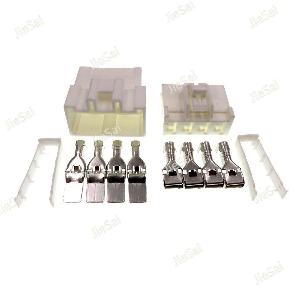 4 pines 7283-3040 MG651926 hembra macho Auto conector eléctrico 7,8mm alta corriente enchufe