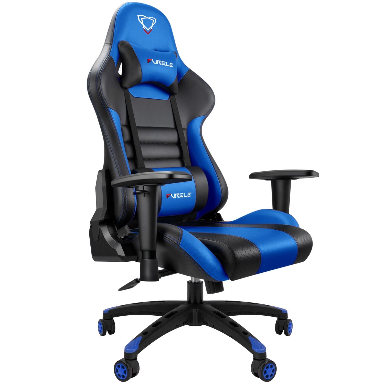 furgle-silla-de-gaming-con-base-de-nailon-para-ordenador-asiento-de-oficina-de-diseno-huging-wcg-color-blanco-de-cuero-pu