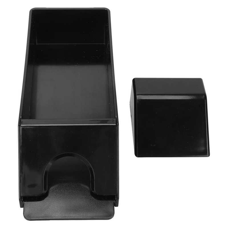 embaralhador de cartas de jogo de embaralhamento classico preto manual de cartas