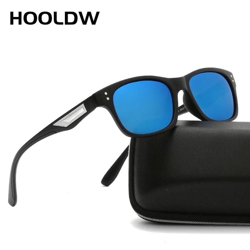 HOOLDW polarizado Gafas De Sol hombres mujeres diseño De marca De Gafas...