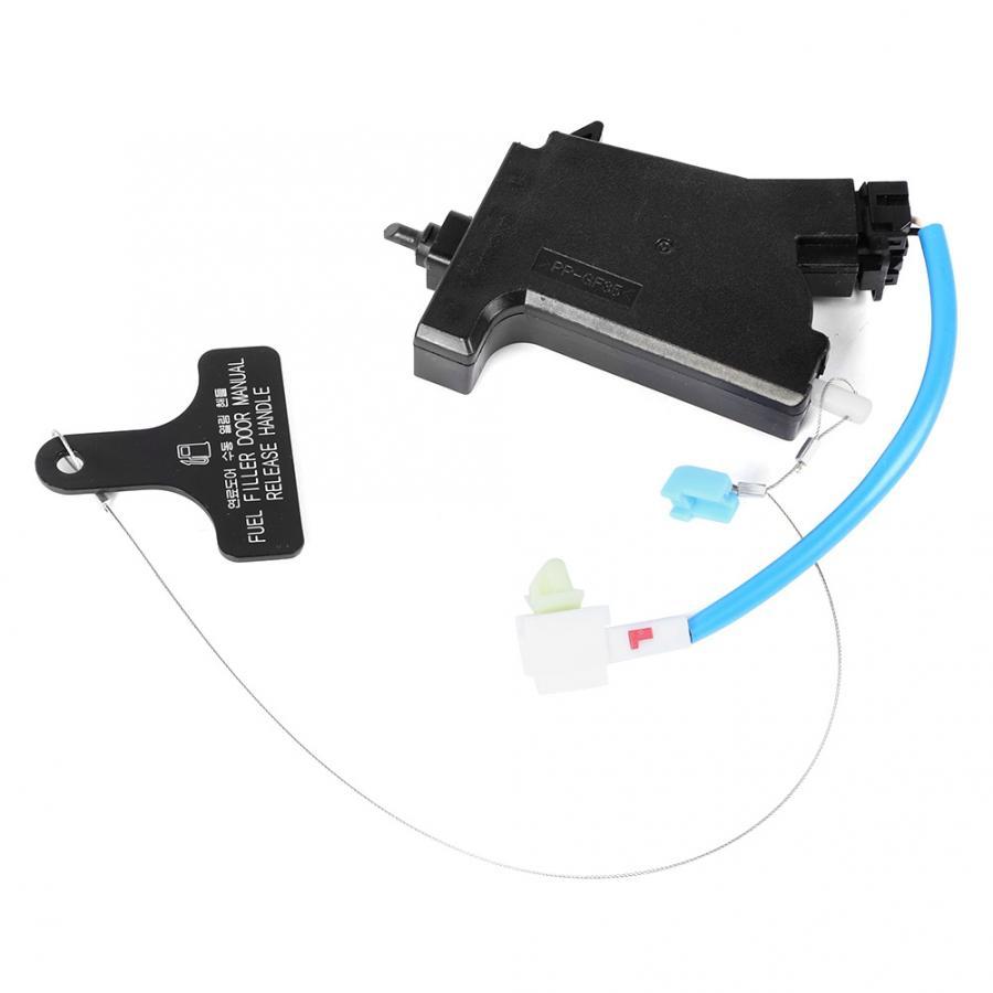 Tapa del tanque de gas, llenador de combustible, apertura de la cerradura, manija de apertura, ajuste del actuador para Hyundai Sonata 11-15 81590-3S000 accesorios de coche