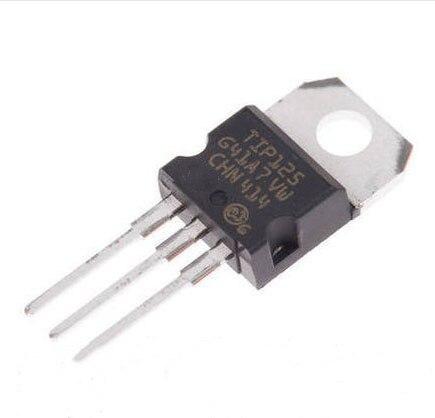10 unids/lote TIP125 TO220-220 5A 60V nuevo original en Stock