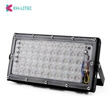 50W mükemmel güç LED projektör projektör LED sokak lambası 220V 240V su geçirmez peyzaj aydınlatma IP65 led spot